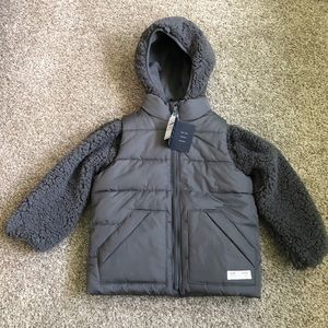 Gap Sherpa 3-in-1 Jacket and Puffer Vest